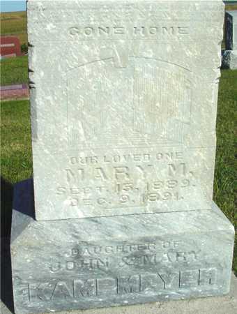 KAMPMEYER, MARY M. - Woodbury County, Iowa | MARY M. KAMPMEYER