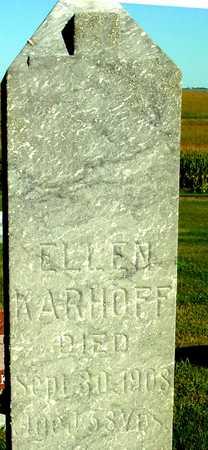 KARHOFF, ELLEN - Woodbury County, Iowa | ELLEN KARHOFF