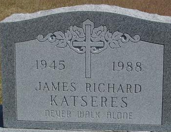 KATSERES, JAMES RICHARD - Woodbury County, Iowa   JAMES RICHARD KATSERES