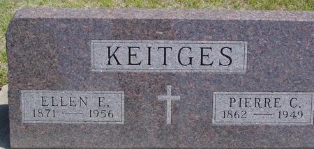 KEITGES, PIERRE & ELLEN - Woodbury County, Iowa | PIERRE & ELLEN KEITGES