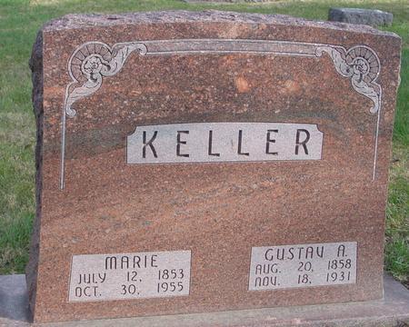 KELLER, GUSTAV & MARIE - Woodbury County, Iowa | GUSTAV & MARIE KELLER