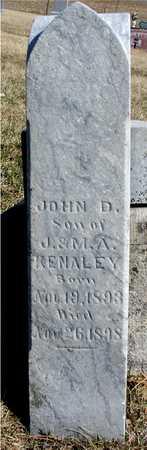 KENNALEY, JOHN D. - Woodbury County, Iowa | JOHN D. KENNALEY
