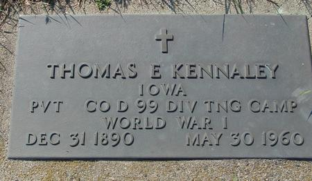 KENNALEY, THOMAS - Woodbury County, Iowa | THOMAS KENNALEY