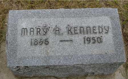 KENNEDY, MARY A. - Woodbury County, Iowa | MARY A. KENNEDY