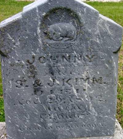 KIMM, JOHNNY - Woodbury County, Iowa | JOHNNY KIMM