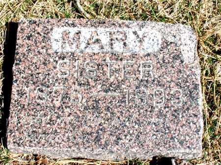 KING, MARY - Woodbury County, Iowa | MARY KING