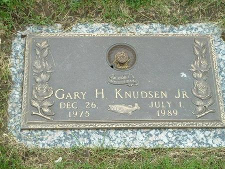 KNUDSEN, GARY - Woodbury County, Iowa | GARY KNUDSEN
