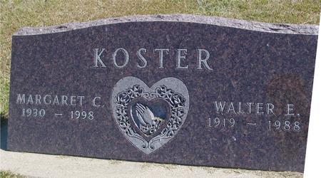 KOSTER, WALTER & MARGARET - Woodbury County, Iowa | WALTER & MARGARET KOSTER