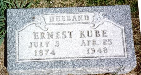 KUBE, FRIEDERIKE - Woodbury County, Iowa | FRIEDERIKE KUBE