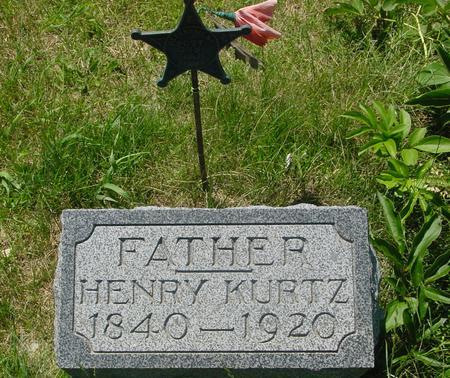 KURTZ, HENRY - Woodbury County, Iowa | HENRY KURTZ