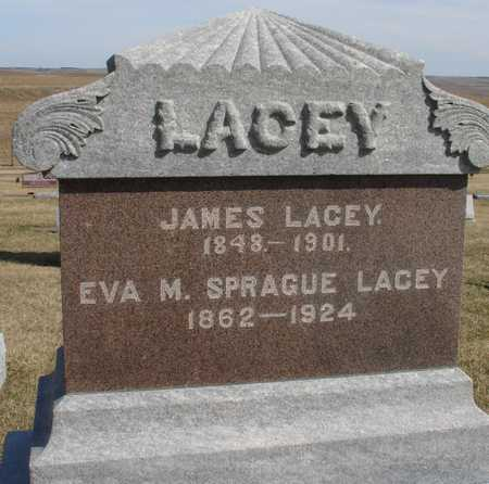 SPRAGUE LACEY, EVA M. - Woodbury County, Iowa | EVA M. SPRAGUE LACEY