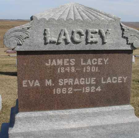 LACEY, JAMES & EVA - Woodbury County, Iowa | JAMES & EVA LACEY