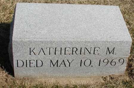 LACEY, KATHERINE M. - Woodbury County, Iowa | KATHERINE M. LACEY