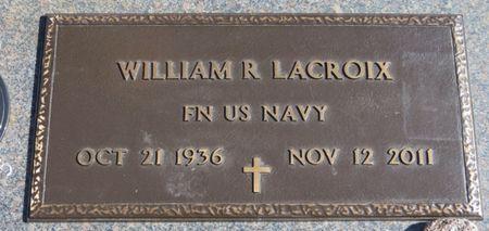 LACROIX, WILLIAM R. - Woodbury County, Iowa | WILLIAM R. LACROIX