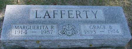 LAFFERTY, MARGUERITE & GRACE - Woodbury County, Iowa | MARGUERITE & GRACE LAFFERTY