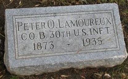 LAMOUREUX, PETER O - Woodbury County, Iowa | PETER O LAMOUREUX