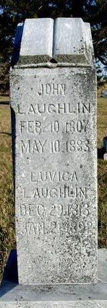 LAUGHLIN, JOHN & LUVICA - Woodbury County, Iowa | JOHN & LUVICA LAUGHLIN