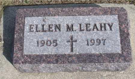 LEAHY, ELLEN M. - Woodbury County, Iowa | ELLEN M. LEAHY