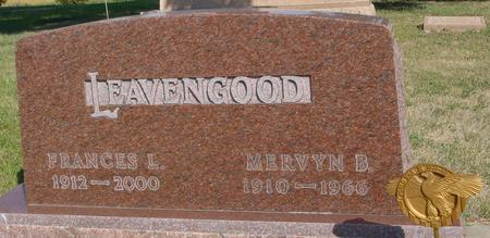 LEAVENGOOD, MERVYN & FRANCES - Woodbury County, Iowa | MERVYN & FRANCES LEAVENGOOD