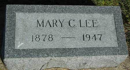 LEE, MARY C. - Woodbury County, Iowa | MARY C. LEE