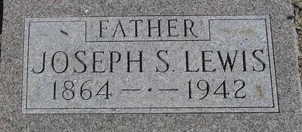 LEWIS, JOSEPH S. - Woodbury County, Iowa | JOSEPH S. LEWIS