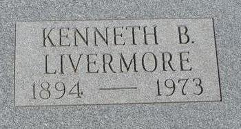 LIVERMORE, KENNETH B. - Woodbury County, Iowa | KENNETH B. LIVERMORE