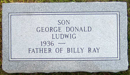 LUDWIG, GEORGE - Woodbury County, Iowa | GEORGE LUDWIG