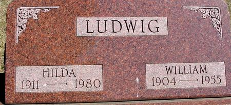 LUDWIG, WILLIAM & HILDA - Woodbury County, Iowa | WILLIAM & HILDA LUDWIG