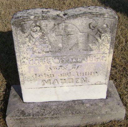 MADDEN, JOHN - Woodbury County, Iowa | JOHN MADDEN