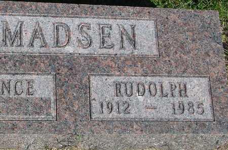 MADSEN, RUDOLPH - Woodbury County, Iowa | RUDOLPH MADSEN