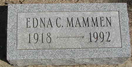 MAMMEN, EDNA C. - Woodbury County, Iowa   EDNA C. MAMMEN