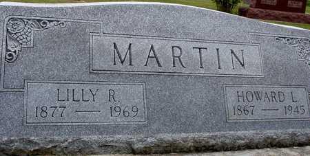 MARTIN, HOWARD & LILLY R. - Woodbury County, Iowa | HOWARD & LILLY R. MARTIN