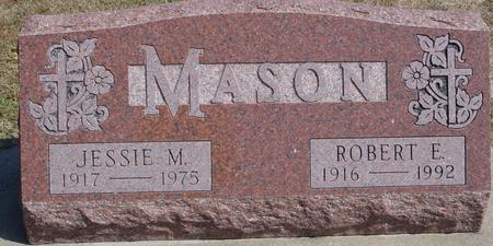 MASON, ROBERT & JESSIE - Woodbury County, Iowa | ROBERT & JESSIE MASON