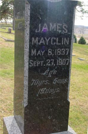 MAYCLIN, JAMES,  SR. - Woodbury County, Iowa | JAMES,  SR. MAYCLIN