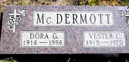 MCDERMOTT, VESTER C. - Woodbury County, Iowa | VESTER C. MCDERMOTT