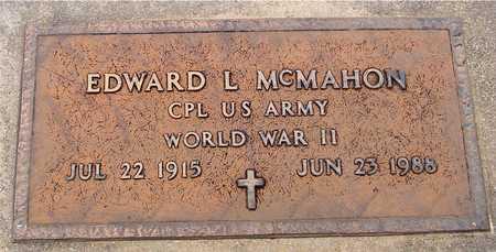 MCMAHON, EDWARD L. - Woodbury County, Iowa | EDWARD L. MCMAHON