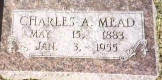 MEAD, CHARLES A. - Woodbury County, Iowa | CHARLES A. MEAD