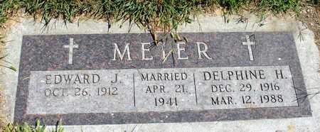 MEIER, EDWARD J. - Woodbury County, Iowa   EDWARD J. MEIER