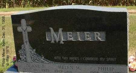 MEIER, PHILIP &  DUANE - Woodbury County, Iowa | PHILIP &  DUANE MEIER