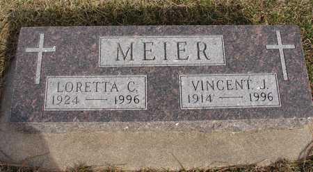 MEIER, VINCENT & LORETTA - Woodbury County, Iowa | VINCENT & LORETTA MEIER