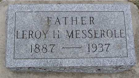 MESSEROLE, LEROY H. - Woodbury County, Iowa | LEROY H. MESSEROLE