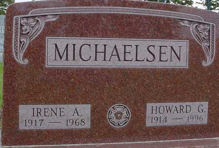 MICHAELSEN, HOWARD & IRENE A. - Woodbury County, Iowa | HOWARD & IRENE A. MICHAELSEN