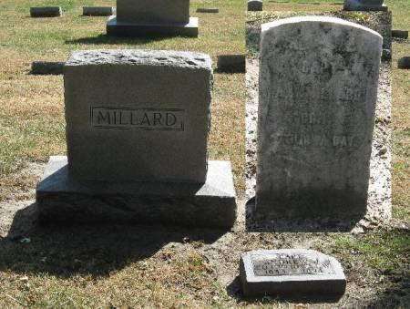 MILLARD, CAPT. ANDREW JACKSON - Woodbury County, Iowa   CAPT. ANDREW JACKSON MILLARD