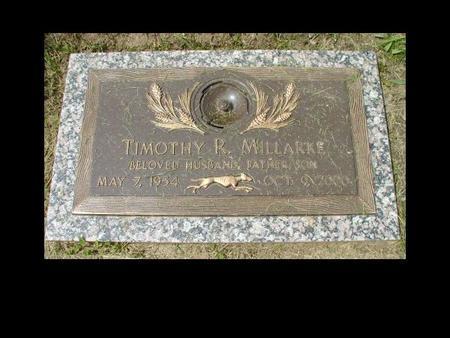 MILLARKE, TIMOTHY R - Woodbury County, Iowa | TIMOTHY R MILLARKE