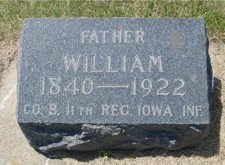 MILLEN, WILLIE H. - Woodbury County, Iowa | WILLIE H. MILLEN