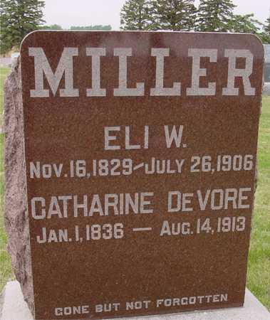 MILLER, ELI & CATHARINE - Woodbury County, Iowa | ELI & CATHARINE MILLER