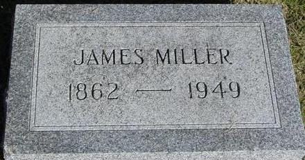 MILLER, JAMES - Woodbury County, Iowa | JAMES MILLER