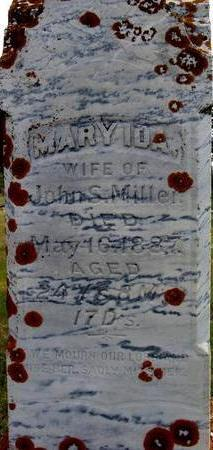 MILLER, MARY IDA - Woodbury County, Iowa | MARY IDA MILLER
