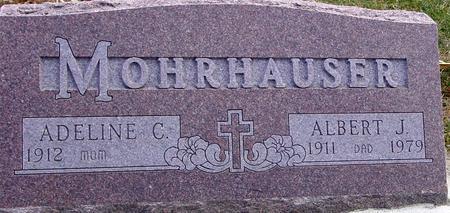 MOHRHAUSER, ALBERT J. - Woodbury County, Iowa | ALBERT J. MOHRHAUSER