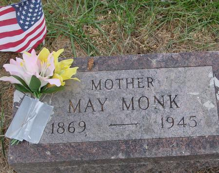MONK, MAY - Woodbury County, Iowa | MAY MONK